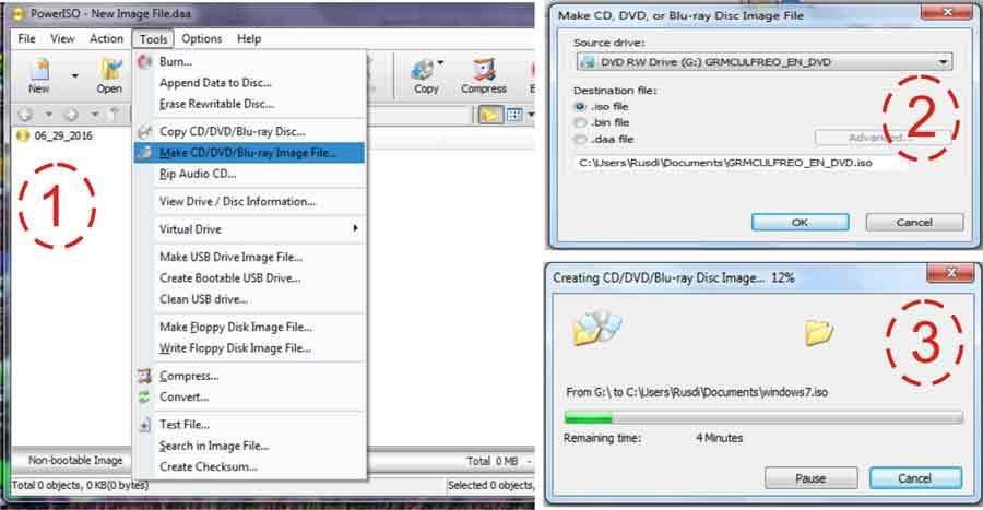 Software Rufus Untuk Cara Install Windows 7 Dengan