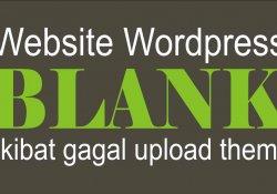 Wordpress--Blank