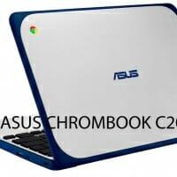 Laptop Asus Chromebook C202 Laptop Untuk Anak