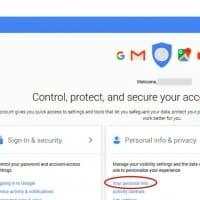 Cara Tambahkan Nomor Handphone Pada Akun Gmail