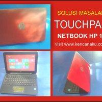 Solusi Masalah Driver Touchpad Netbook HP 11 Tidak Berfungsi Setelah Install